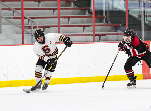 Lakeville South vs Alexandria Bantam B1