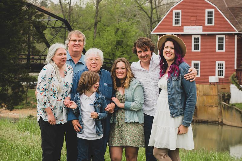 Zey Family 2021