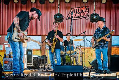 3rd Annual Atomic Blues Fest