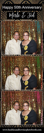 Merle & Ted's 50th