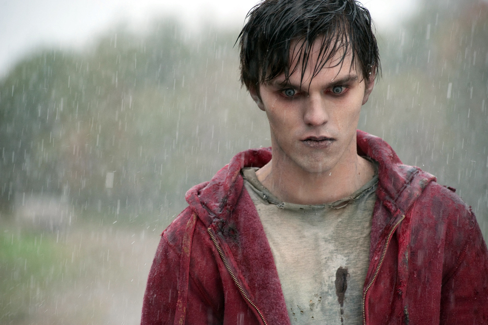 "Description of . This film image released by Summit Entertainment shows Nicholas Hoult in a scene from ""Warm Bodies.\"" (AP Photo/Summit Entertainment, Jonathan Wenk)"