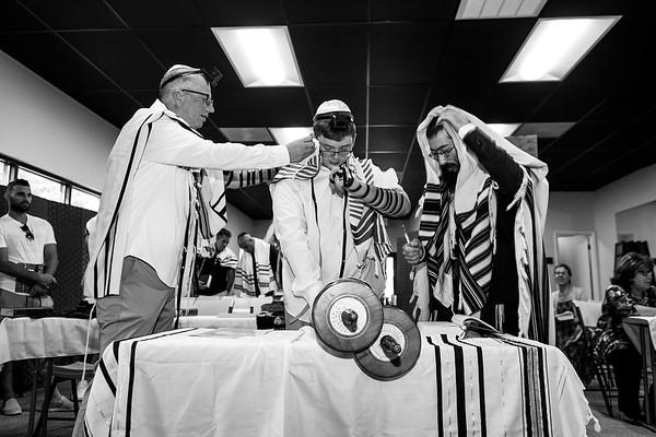Yahli's Bar Mitzvah, Chabad St. Johns