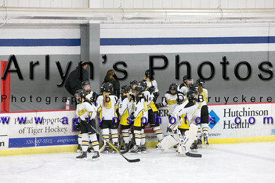 Girls Hockey vs Mankato East