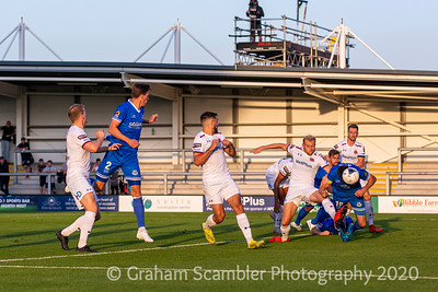 AFC Fylde v Eastleigh