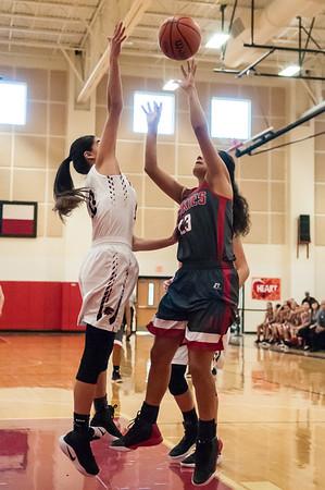 January 3, 2017 - Basketball - Girls - JLHS vs PHS_LG