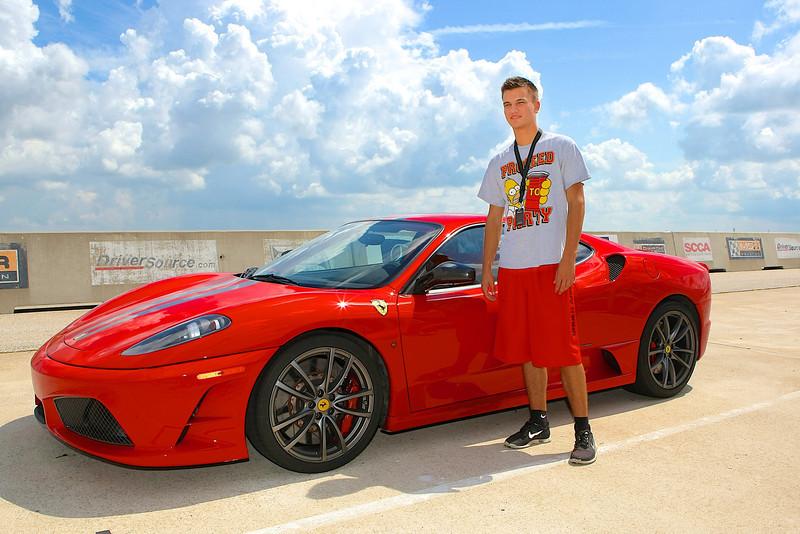 Shea's Ferrari