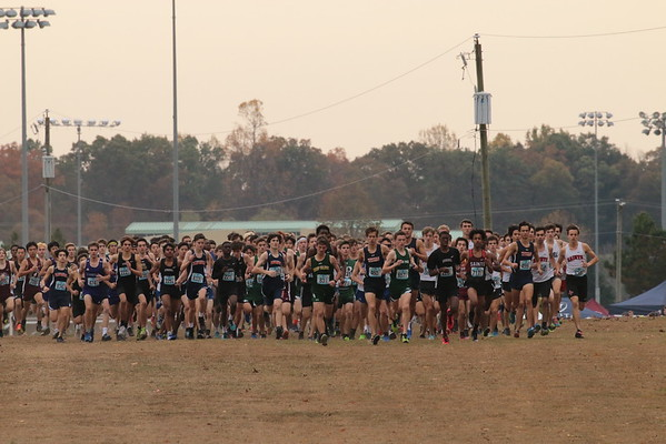 Cross Country at VISAA State Championships - Nov 7