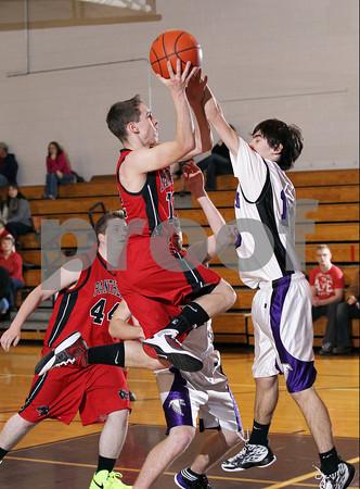 2013 Austin Boys JV Basketball @ Coudersport