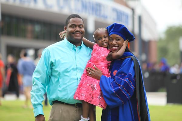 Sharda's Graduation  Ceremony, University of Florida