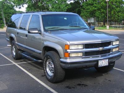 1999 Suburban