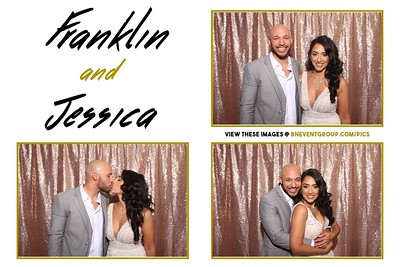 Franklin & Jessica @ The Tides Estate