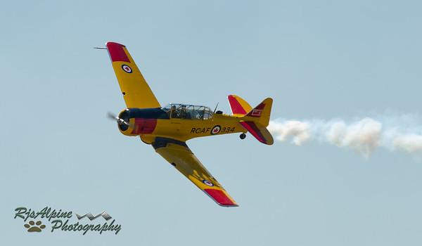 Alberta Intl Airshow '11