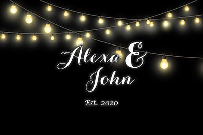 2020-08-29 Alexa & John