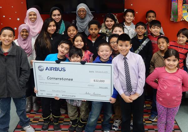 Airbus-Cornerstones Partnership