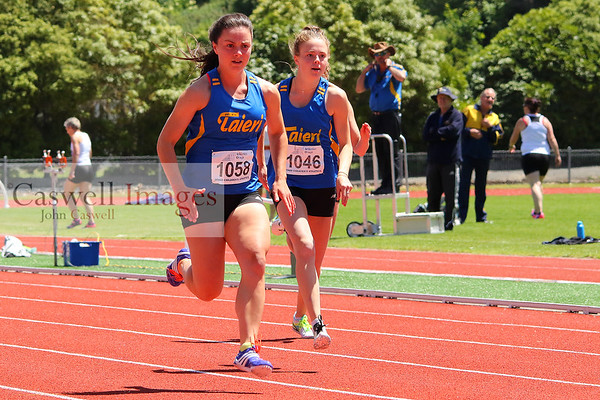 Athletics Otago Track and Field Meeting (December 19th)