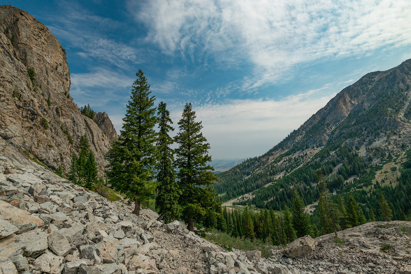 (2020 August 24-29) Sawtooth Wilderness, Idaho.