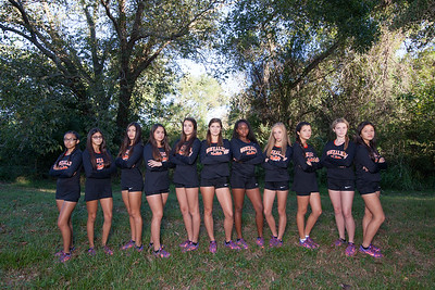 Gonzales Cross Country Fall 2016