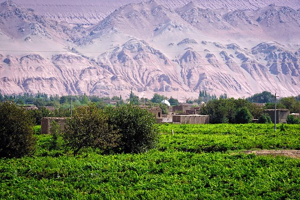 China - Xinjiang