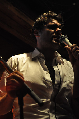 Dan Sultan Album Launch Gershwin Room