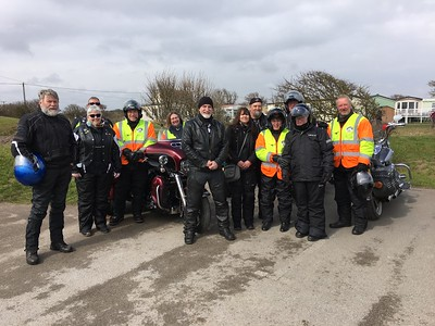 1st April 2018 - Easter Sunday Ride to the Spurn