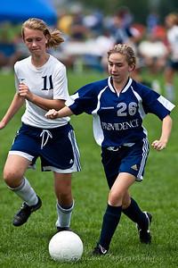 2011 PHS JV vs Oldenburg @ Columbus