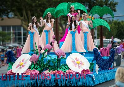 Spanish Fork Fiesta Days parade 2019
