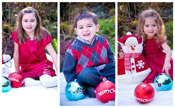 Magnarelli Family, November 2011