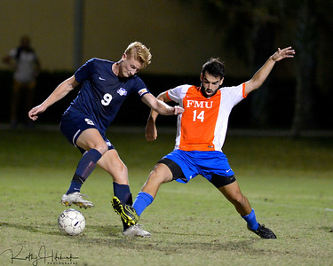College Soccer - Men's