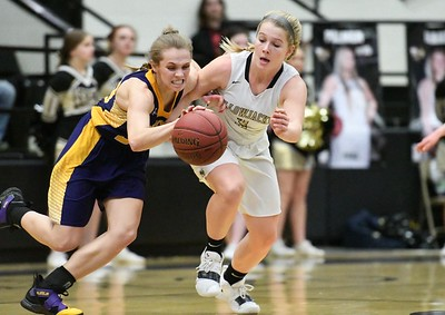 Basketball - LHS Girls 2018-19 - Camdenton Ozone