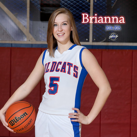 Brianna Book 2014-2015