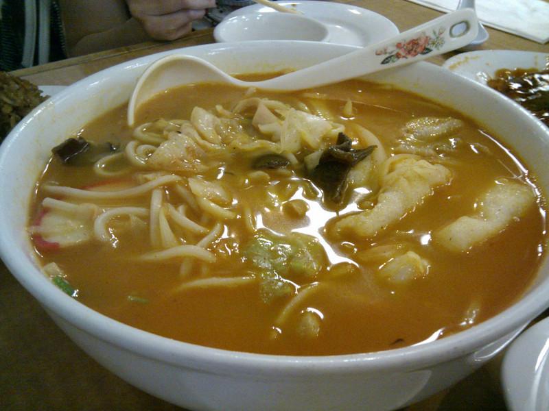 Yummy House - Seafood Noodle