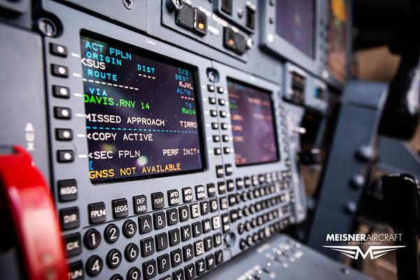 Hawker 800XP N799S (High Res w/Logo)