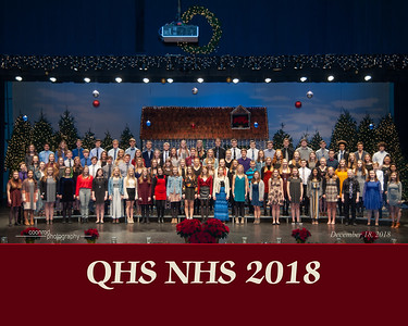 QHS NHS Induction 2018