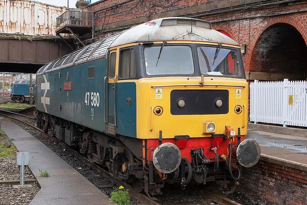 18th April 2012: Preston