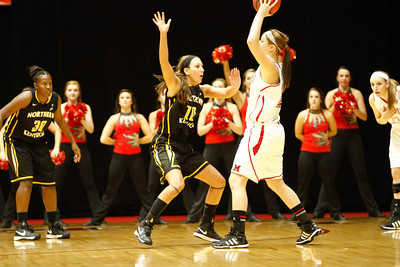 NKU Women's Basketball vs Miami 11-12-2012