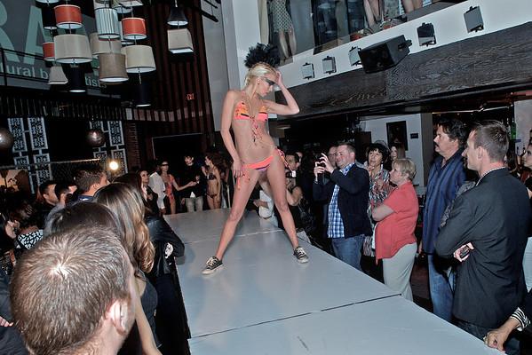 Fashion show:  RAW Artists SD, Encompass (2013)