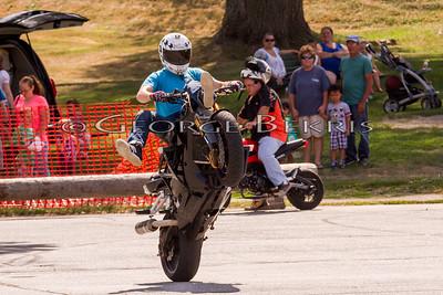 Motorcycle Stunt Show Groton CT