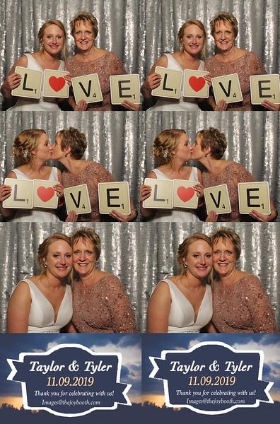 Taylor & Tyler's Wedding 11-9-2019 PRINTS
