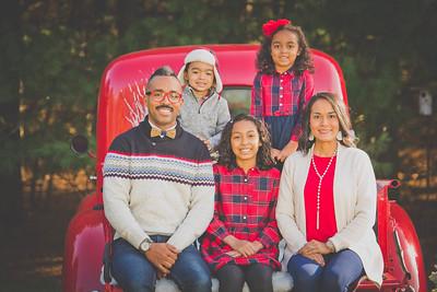 Carpenter Family Christmas Mini