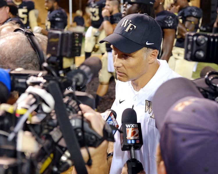 Coach Clawson postgame interview.jpg