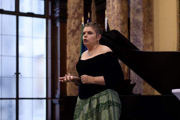 Deborah Cheetham Recital