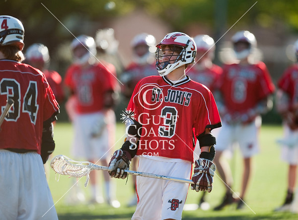 2010-04-08 Lacrosse JV Boys Kinkaid @ SJS