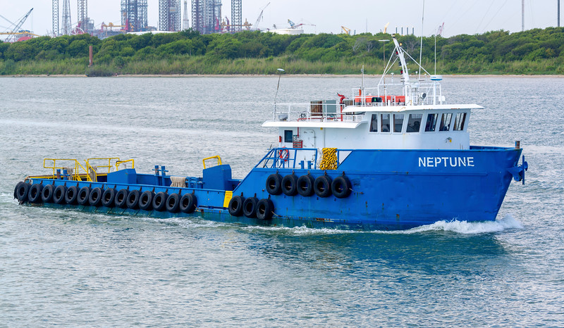 Offshore utility vehicle, Neptune