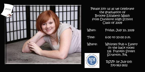 Brooke's Invitation