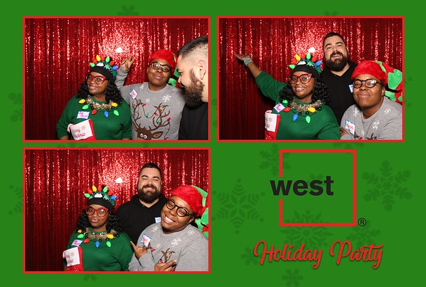 West Holiday Party (12/20/18)