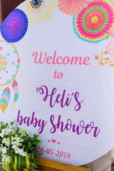 Heli's Baby Shower - Monte Cristo