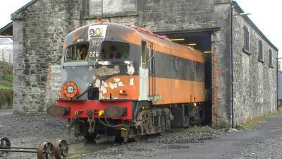 226 - C Class.