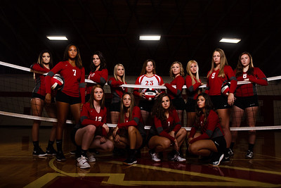 2019 Volleyball Senior Banners