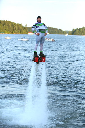 Summer Water Sports Ski Shows in 2013