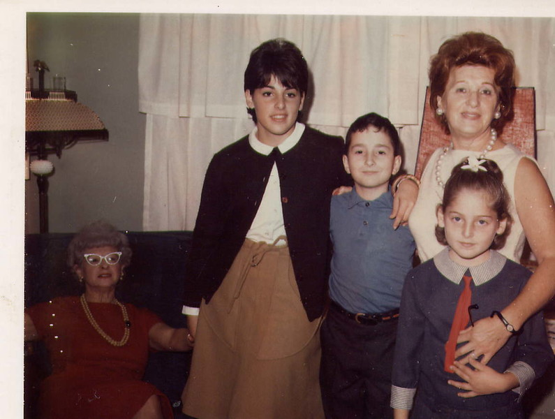 Sylvia Milgrim Donna Bobby Kitty and Debbie.jpg
